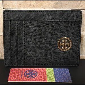 Tory Burch Card Case Wallet